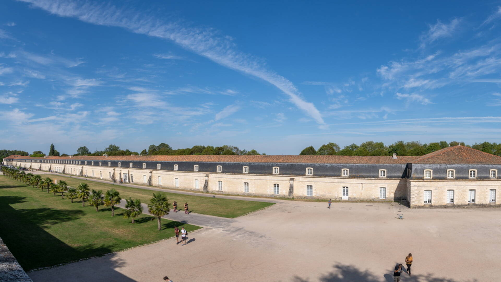 La Corderie Royale, le Versailles des Mers