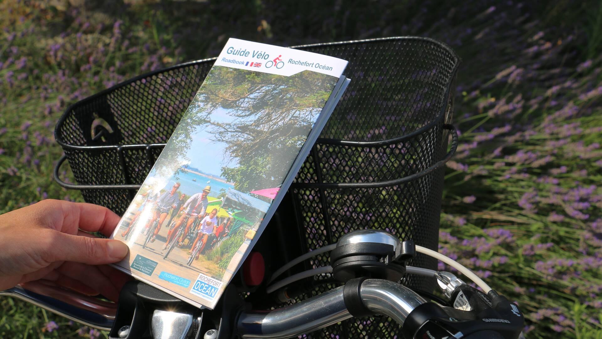 Guide vélo Rochefort Océan
