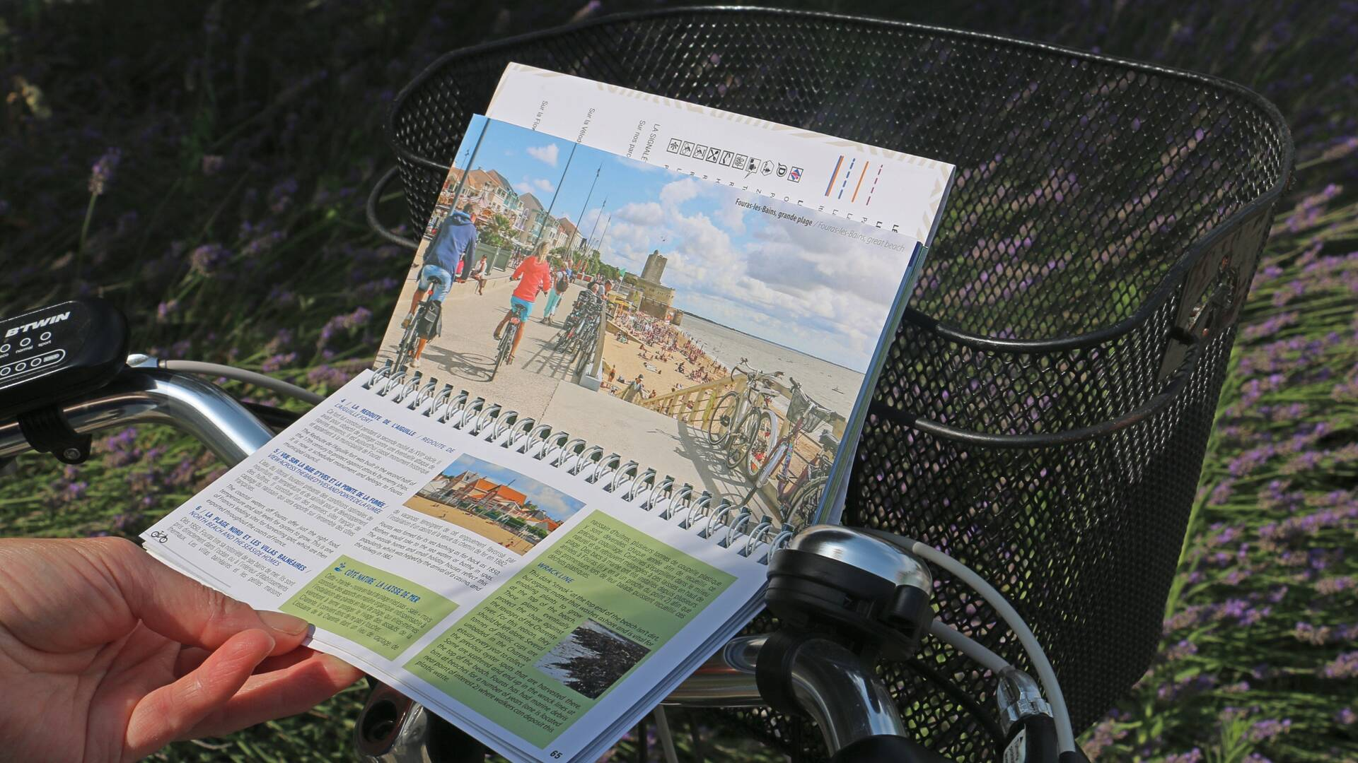 Guide vélo Rochefort Océan ©M.de Villartay