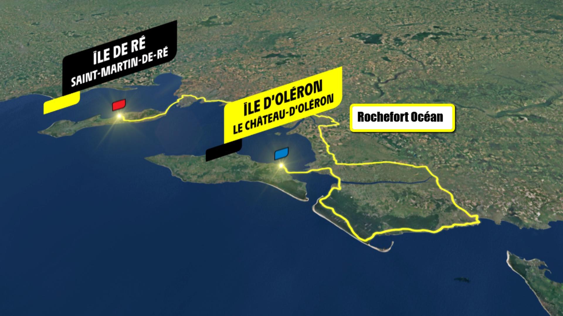L Etape 10 Du Tour De France 2020 Au Pays De Fort Boyard Le 8 Septembre En Charente Maritime