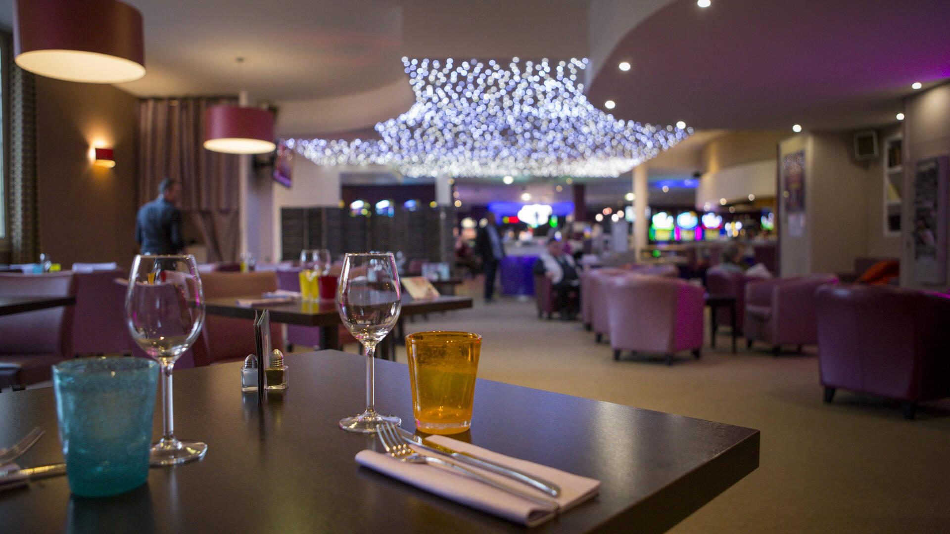 Le Comptoir de Rose, restaurant du casino, Fouras-les-Bains, Rochefort Océan
