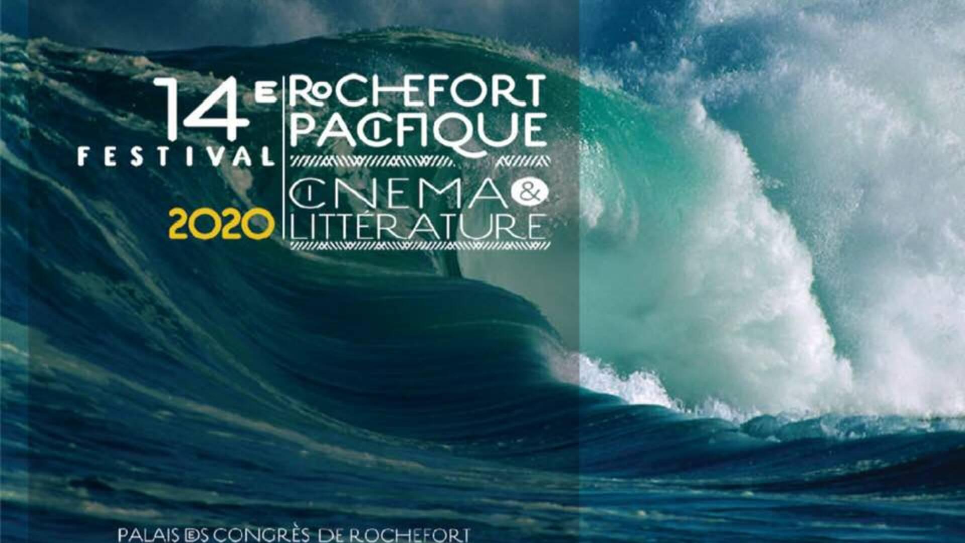 Affiche Festival Rochefort Pacifique les 24 et 25 OCTOBRE 2020