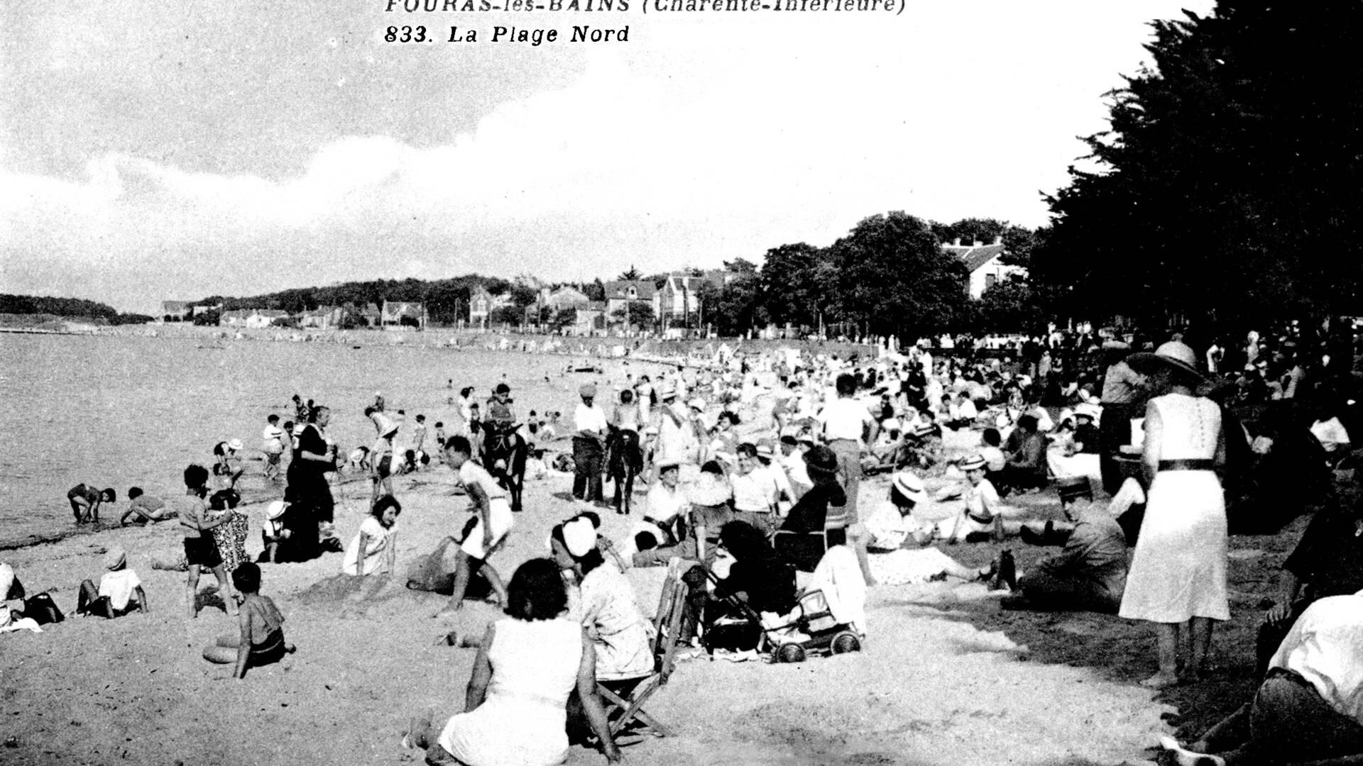 Fouras-les-Bains, Grande Plage, Rochefort Océan