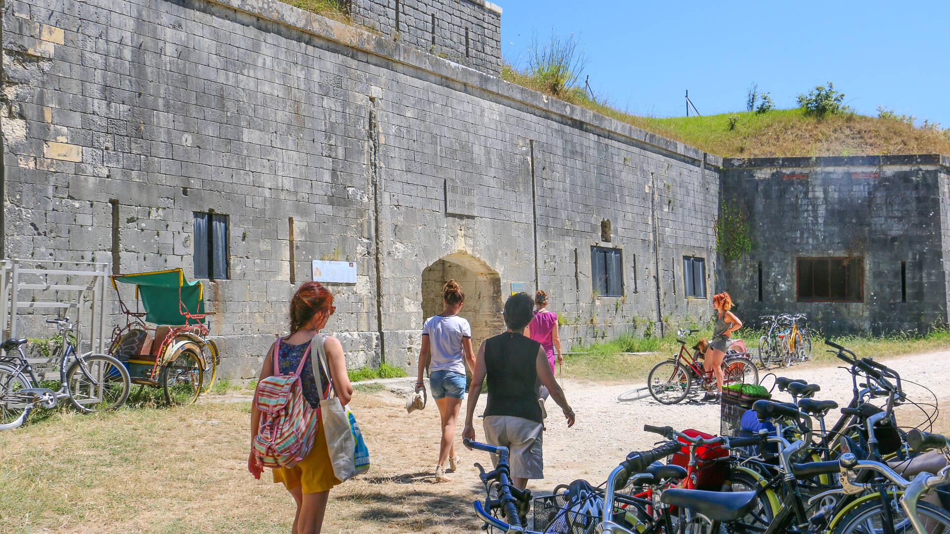 Bienvenue au Fort
