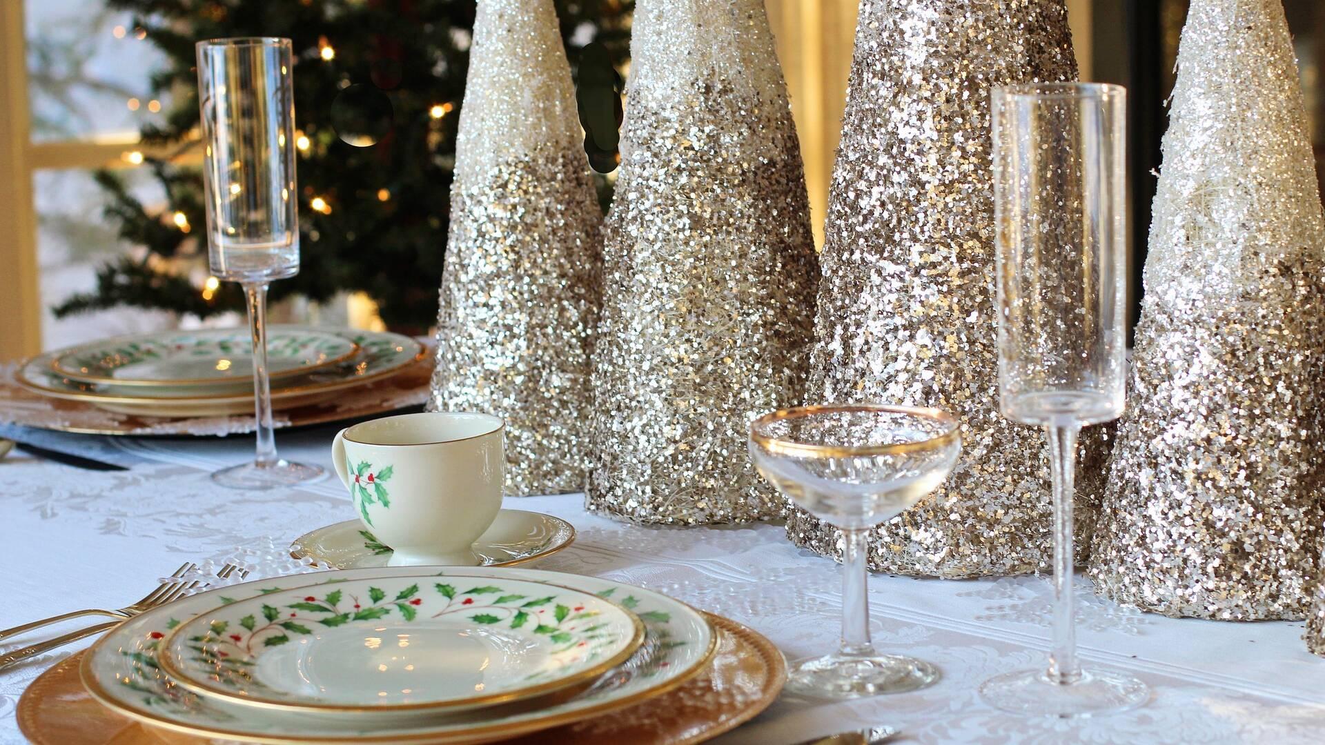 Repas de fêtes pour les réveillons - Casino de Fouras-les-Bains