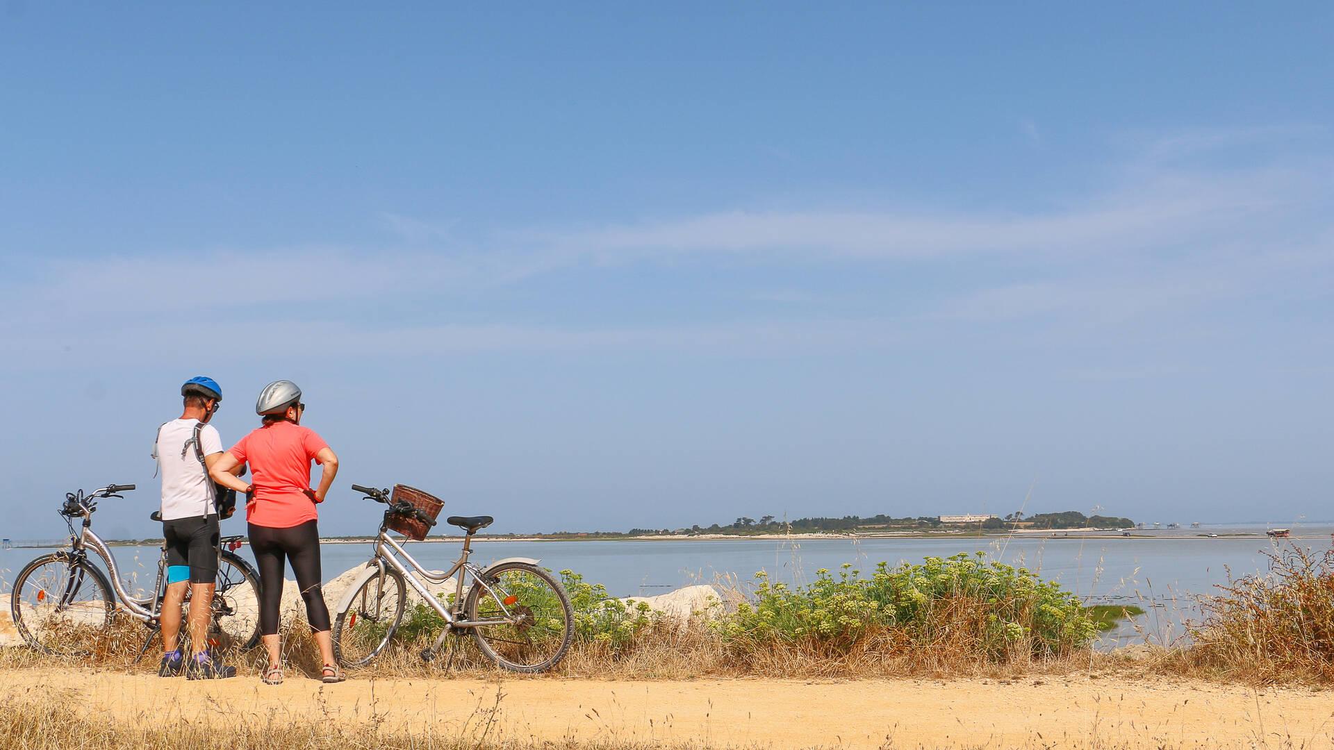 L'ile Madame à Vélo © Marine de Villartay