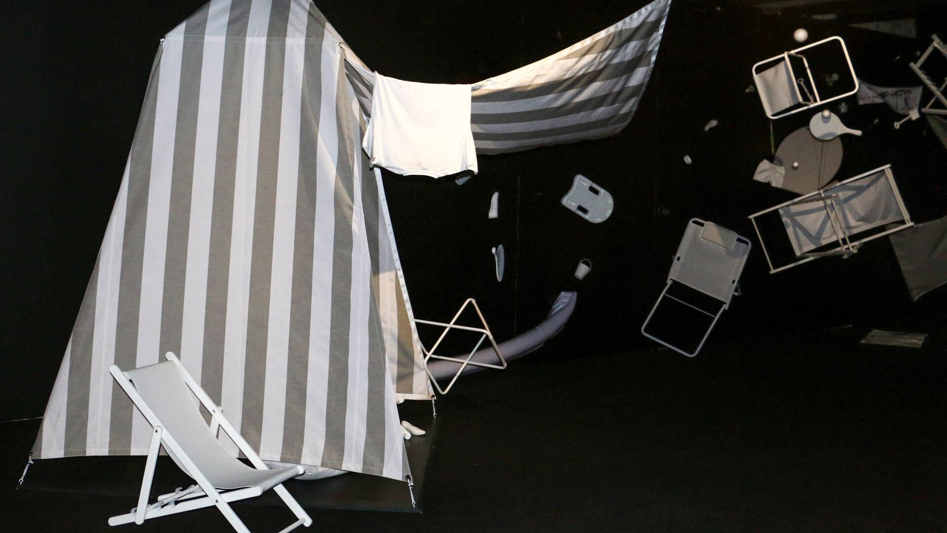 """Exposition """"Du sable entre les pages"""", la Corderie Royale, Rochefort Océan"""
