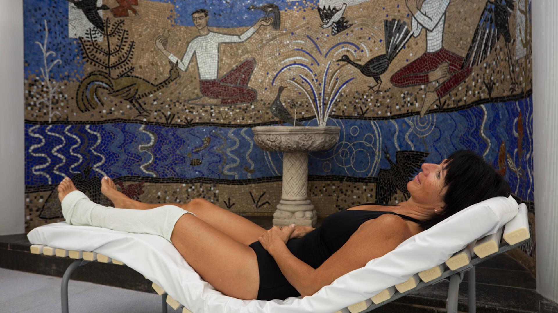 Réservez vos soins de 2 à 18 jours à la cure thermale de Rochefort - © Alain Baschenis