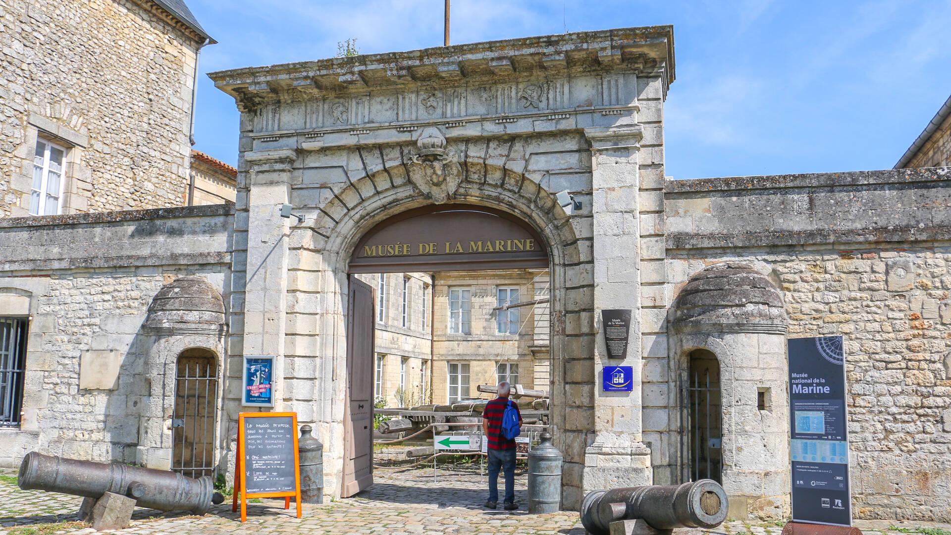 Et si vous mettiez le cap sur l arsenal maritime de rochefort - Rochefort office de tourisme ...