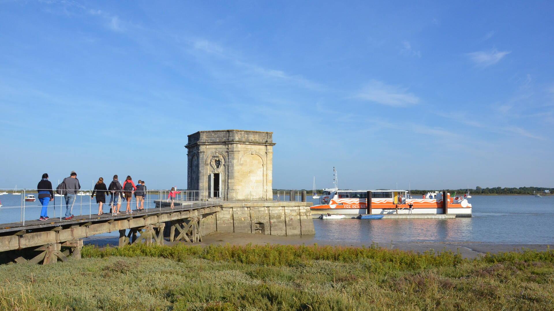 Nautisme, cap vers Fort Boyard et l'île d'Aix avec les Croisières fourasines, Rochefort Océan