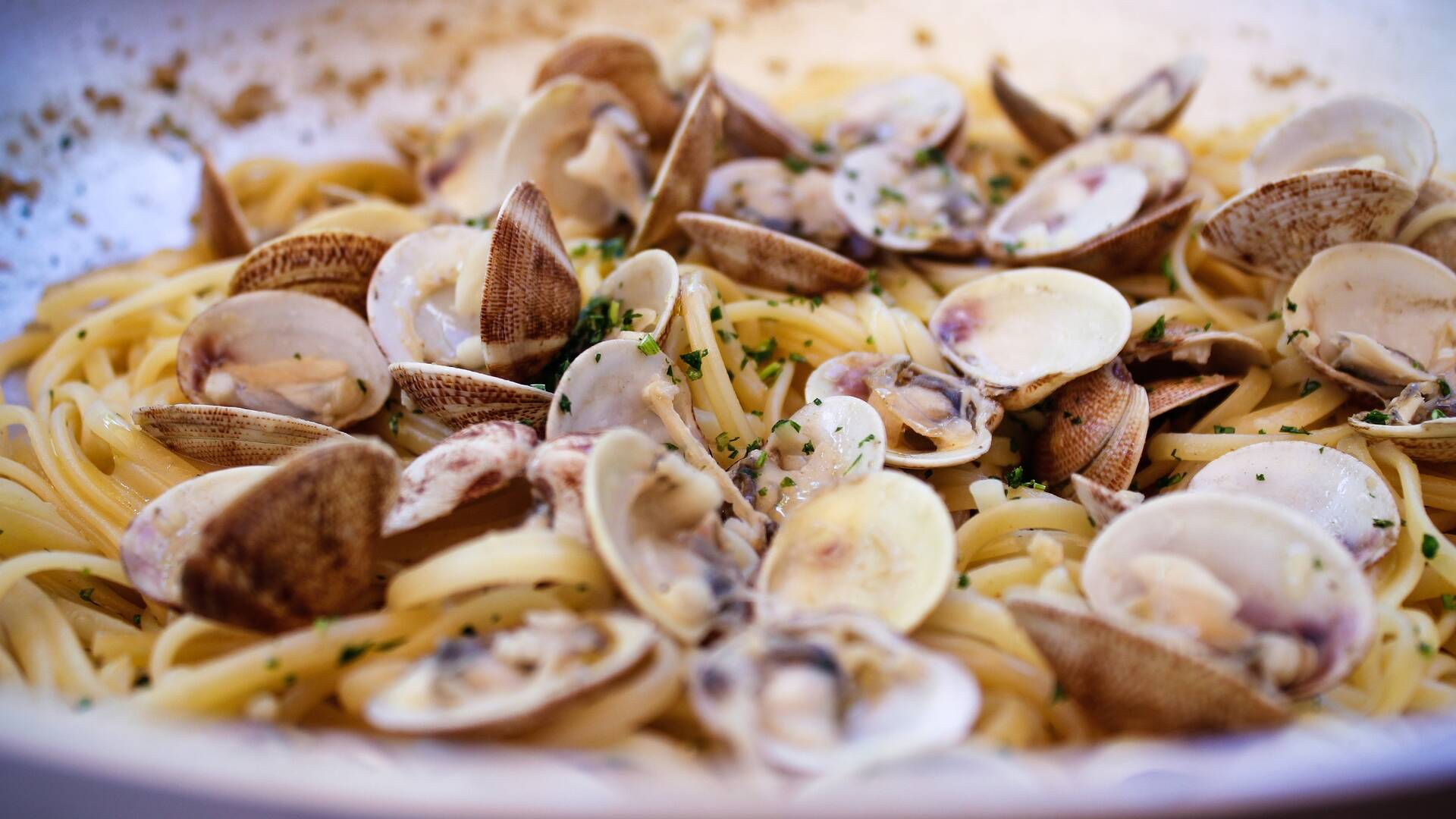 Osez les spaghettis aux palourdes pour la Saint-Valentin © Pixabay
