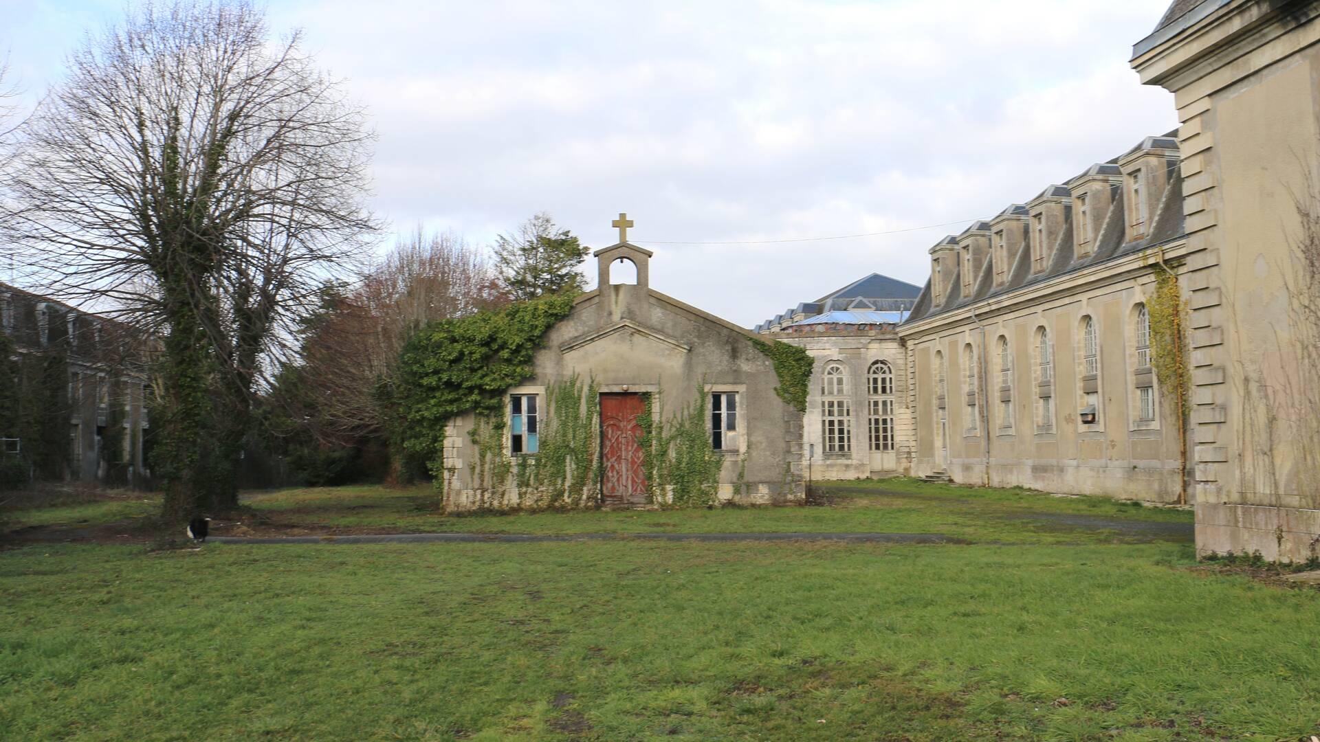 Une des chapelles de l'Hôpital