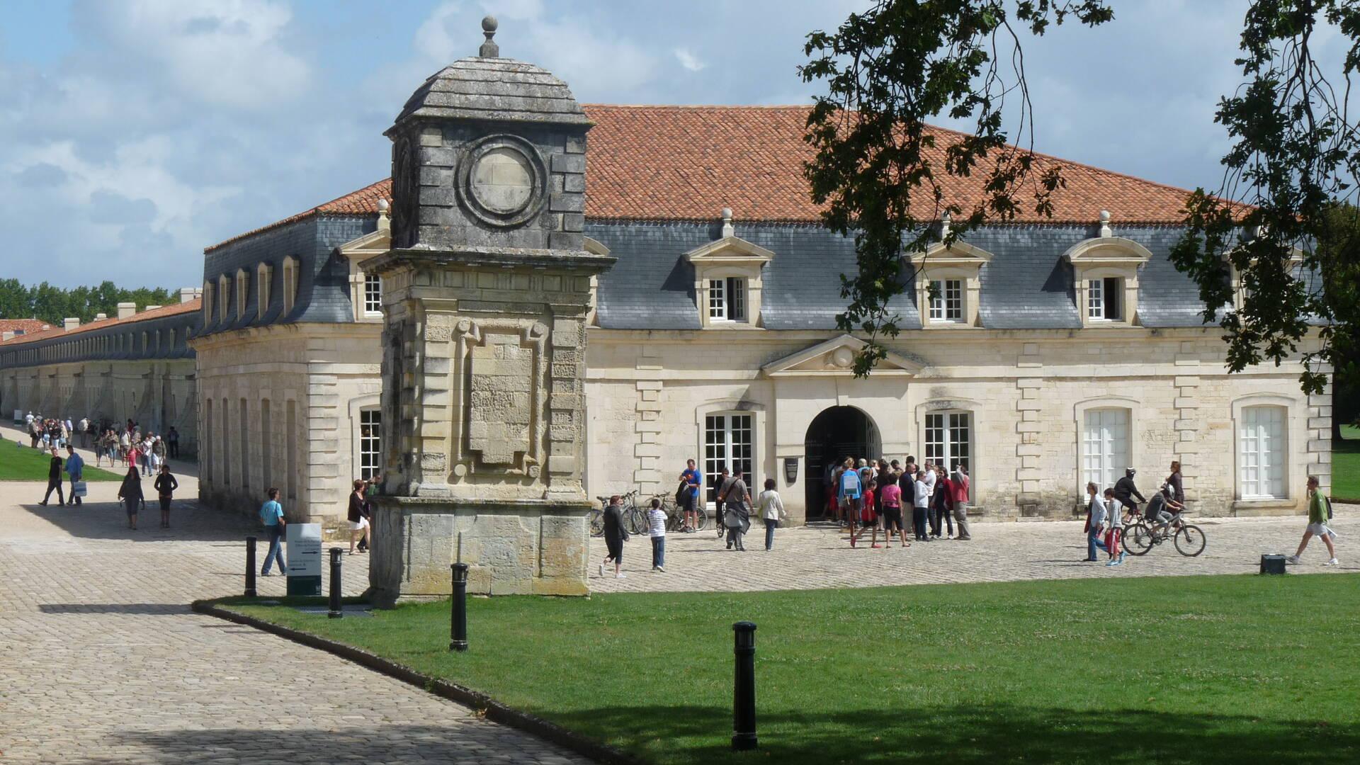 Corderie Royale in Rochefort - © Office de tourisme Rochefort Océan