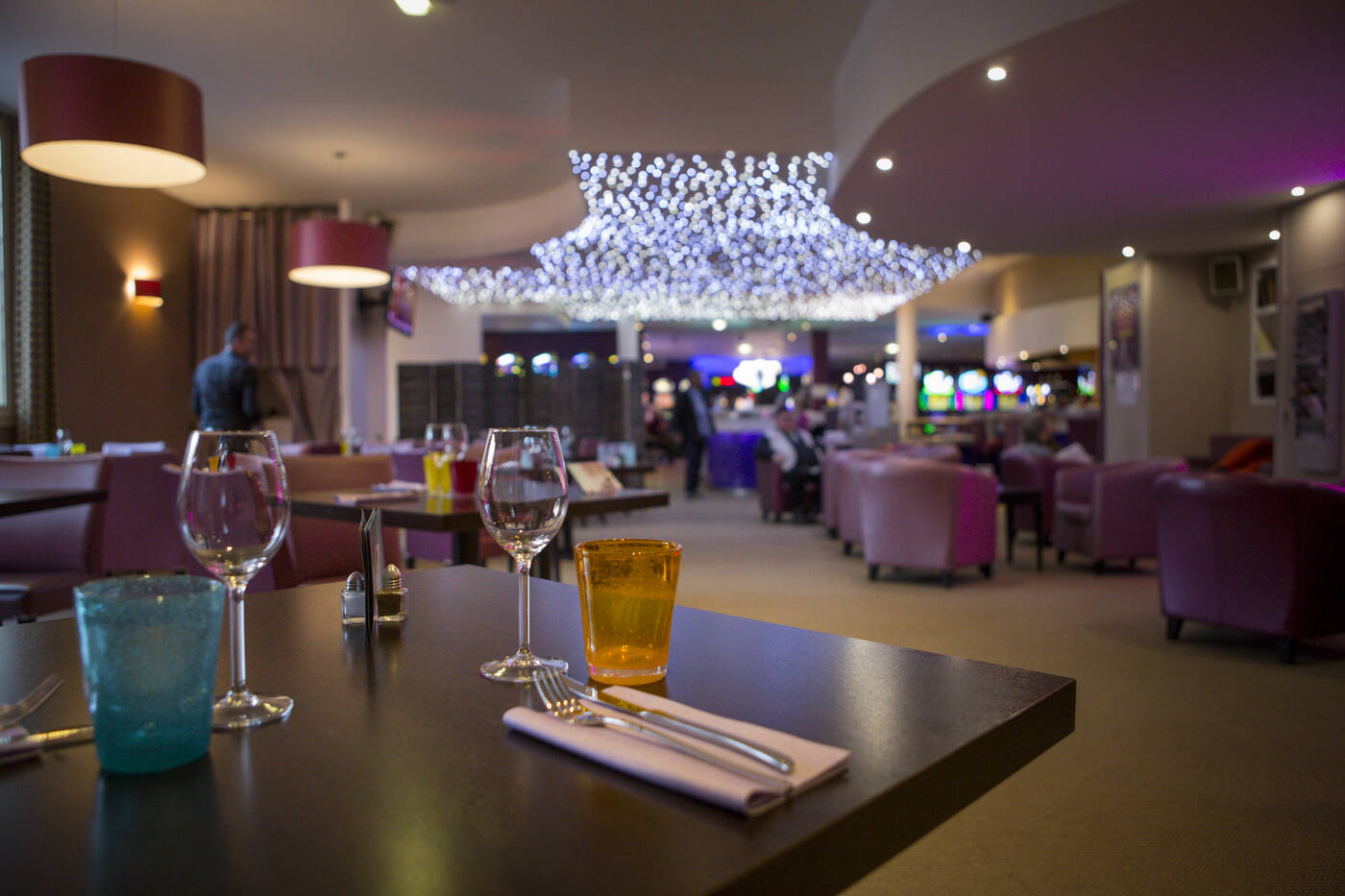 restaurant du casino st valentin 66700