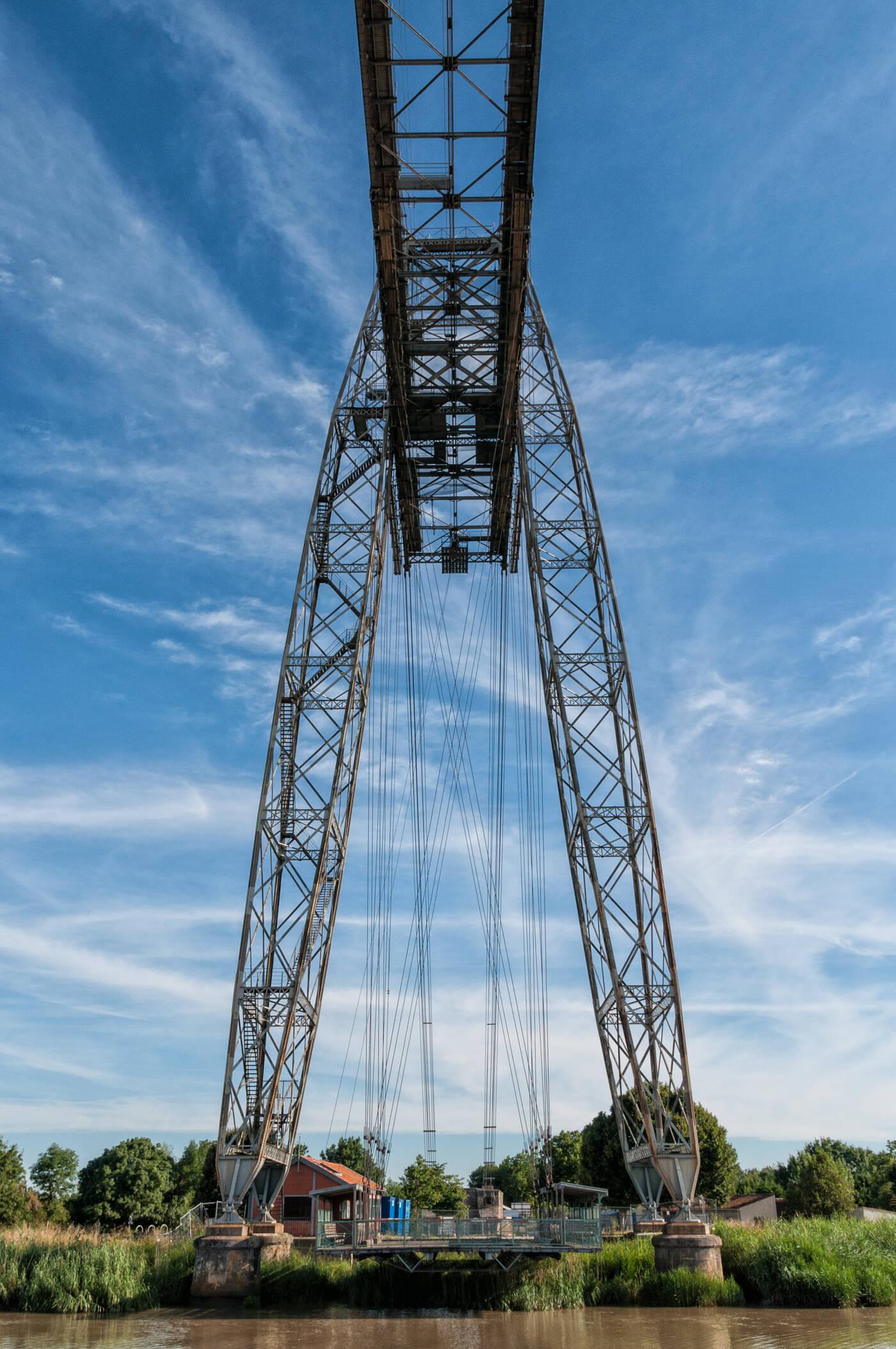 Visitez le dernier pont transbordeur en france en restauration office de tourisme de rochefort - Office de tourisme rochefort ocean ...