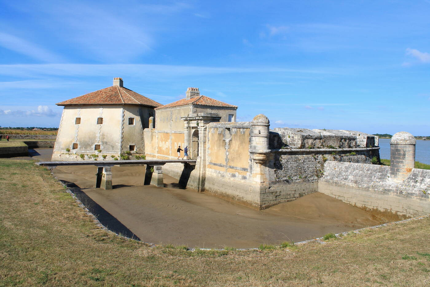 Le fort lupin l uvre de vauban saint nazaire sur charente office de tourisme de rochefort - Office de tourisme rochefort ocean ...