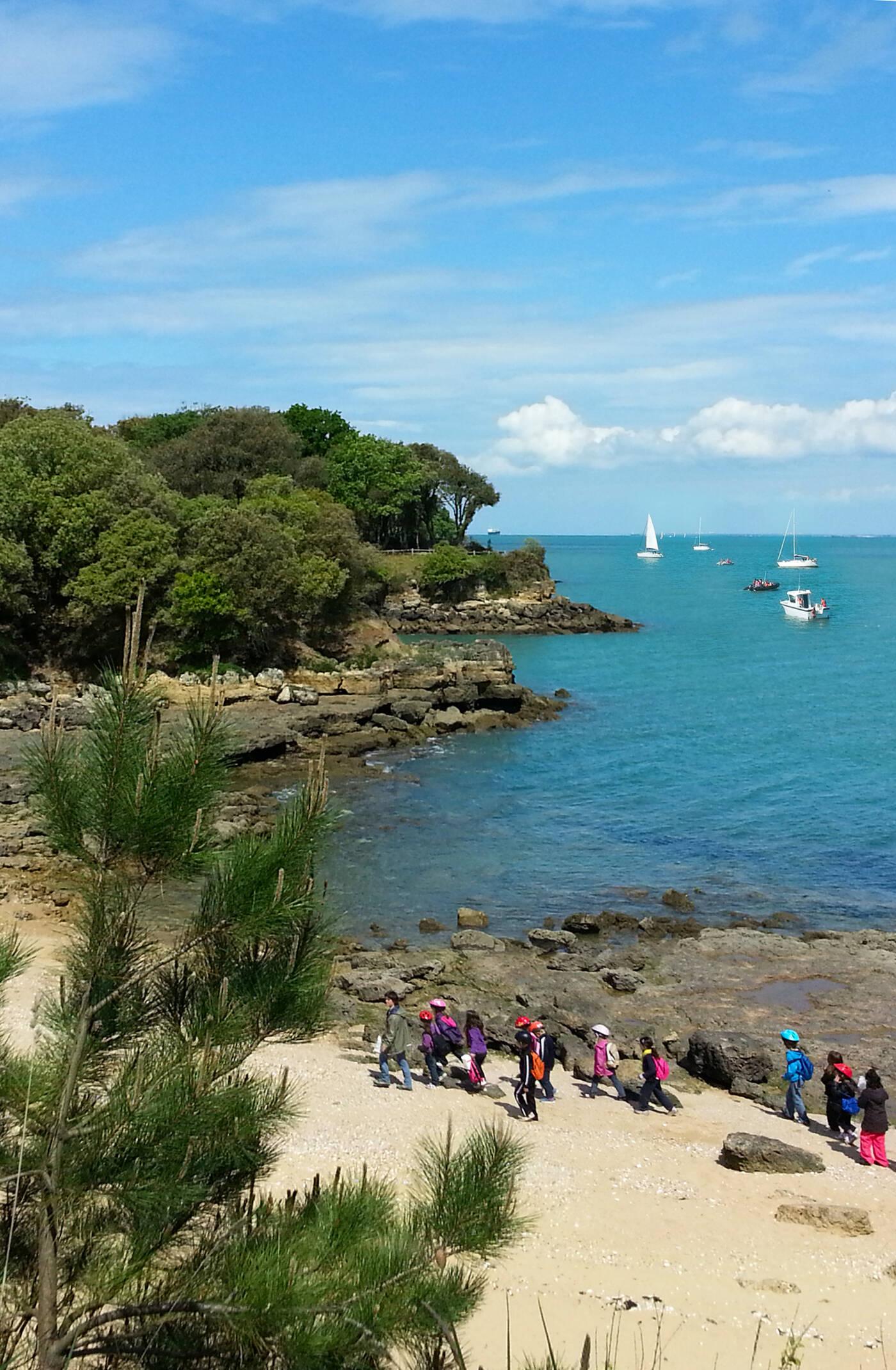 Les randonn es de l estuaire de la charente office de tourisme de rochefort oc an vacances - Office du tourisme de rochefort ...
