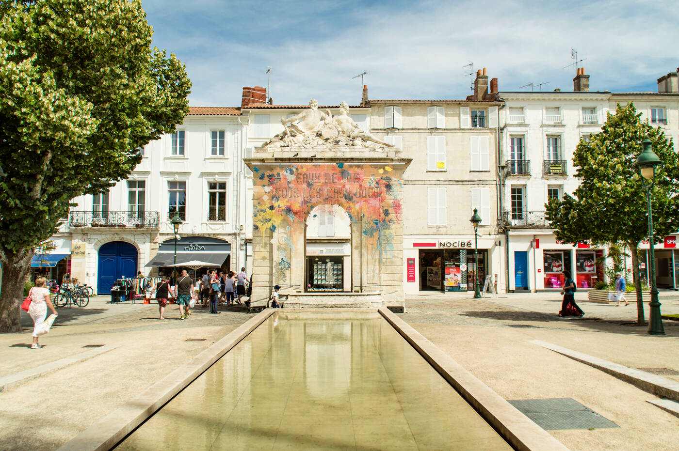 Rochefort la carte office de tourisme de rochefort oc an vacances rochefort fouras le - Office du tourisme de rochefort ...