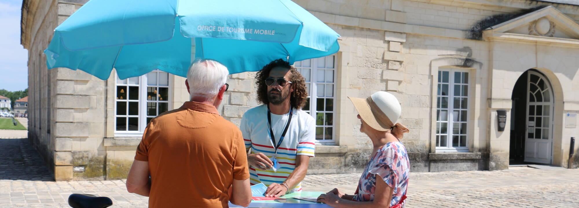 Accueil mobile office de tourisme de rochefort oc an vacances rochefort fouras le d aix - Rochefort office de tourisme ...