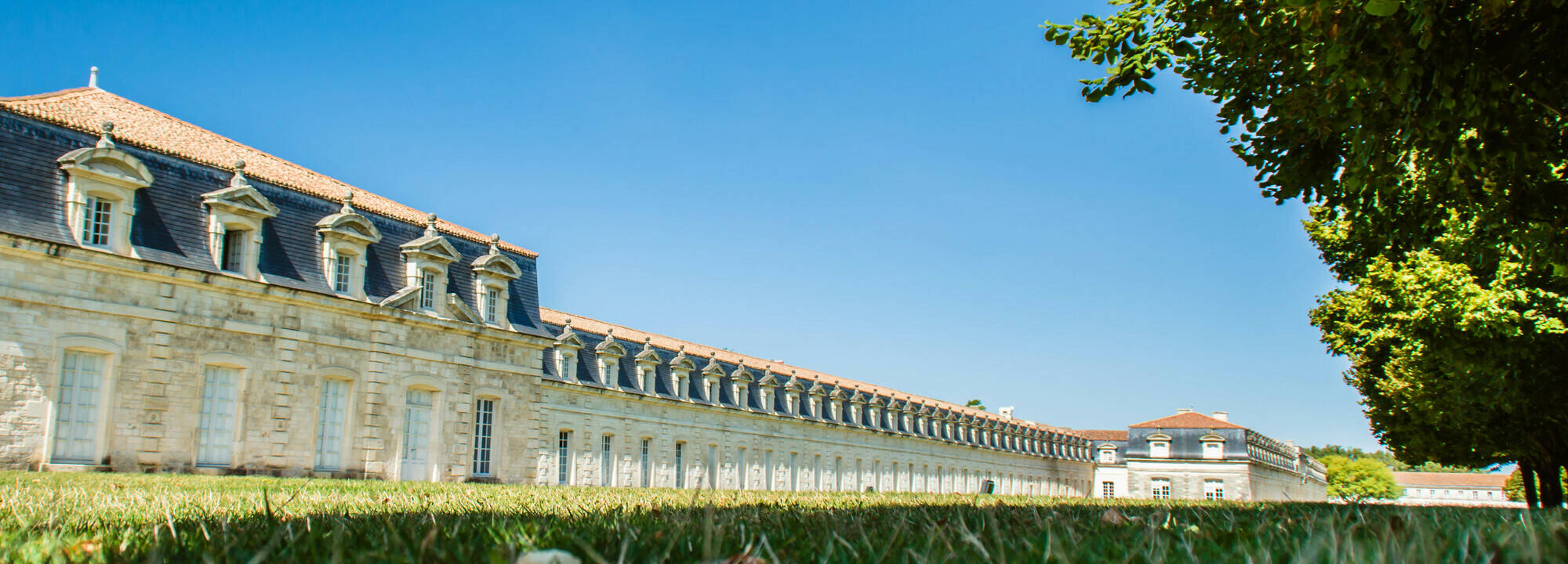 The Corderie Royale Of Rochefort A Rope Making Factory