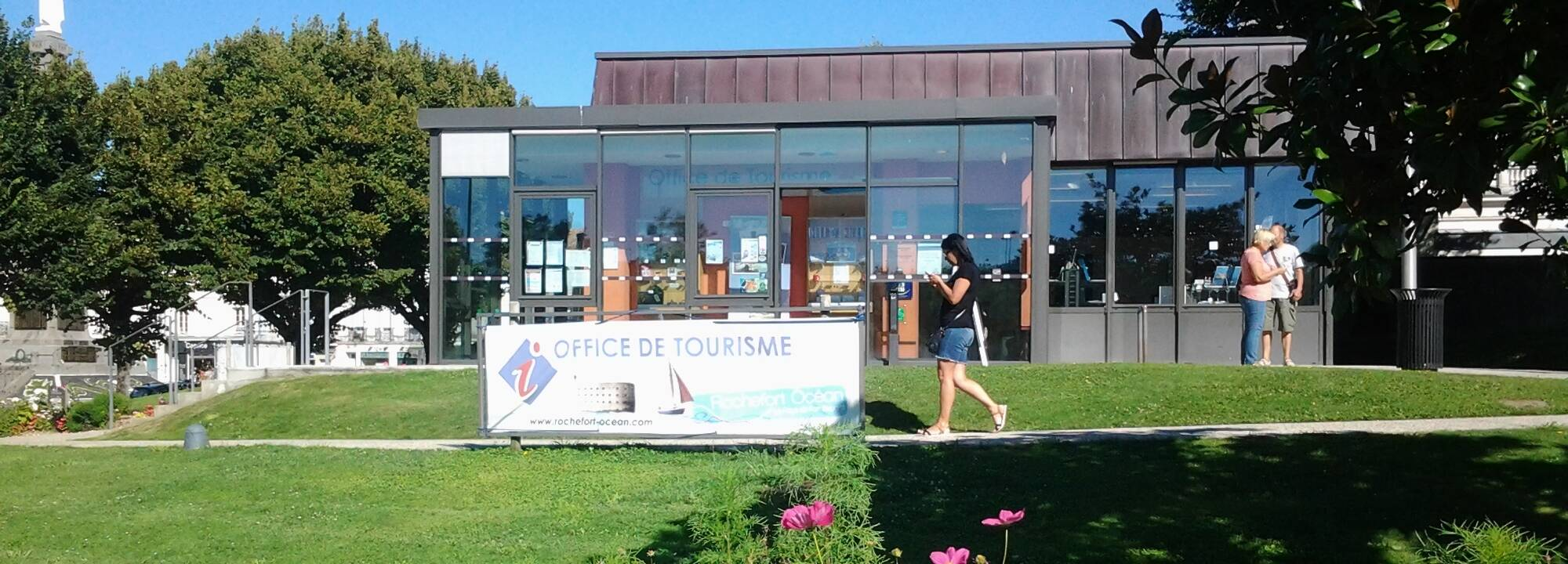 office de tourisme rochefort