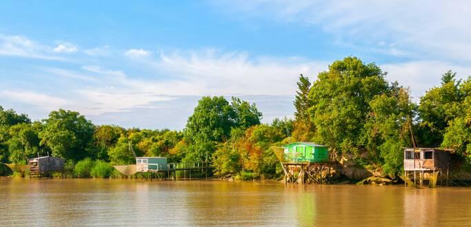 D'une rive à l'autre de la Charente à Vélo !