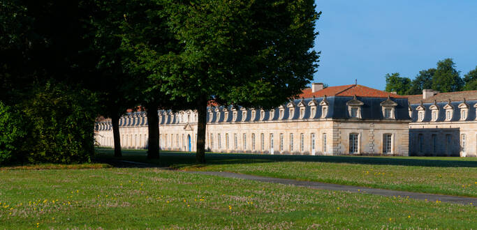 Naval Dockyard of Rochefort and the Corderie Royale
