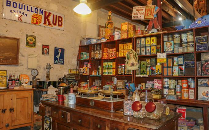 Musée des Commerces d'Autrefois ©julet.paulet