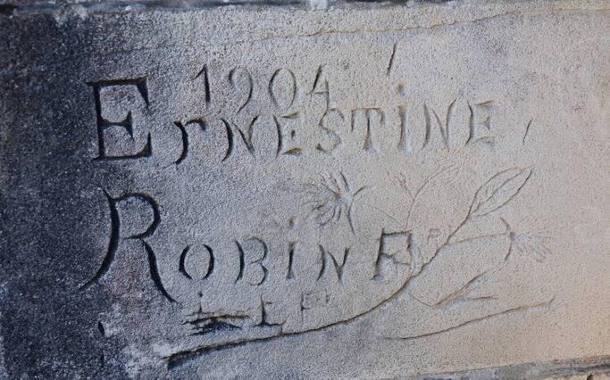 Il était une fois… Ernestine et Robin…