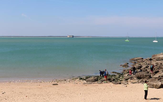 Mon escapade à l'île d'Aix, détente au fil de l'eau