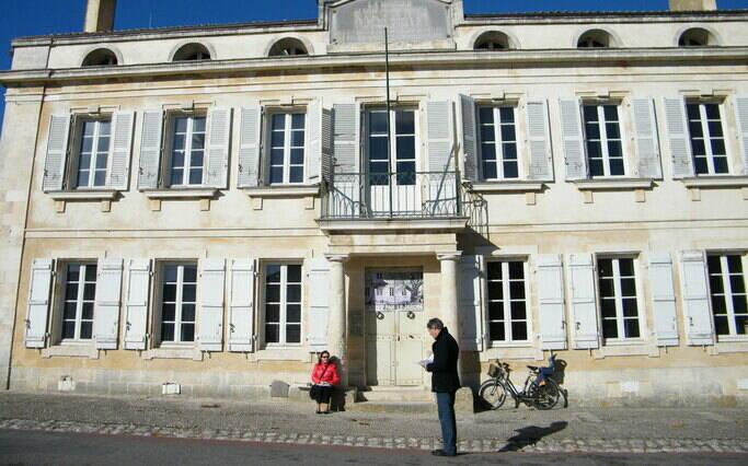 La présence bienfaitrice des Gourgaud plane encore sur l'Ile d'Aix...