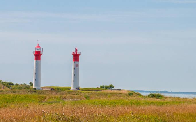 Le phare de l'île d'Aix reprend du service !