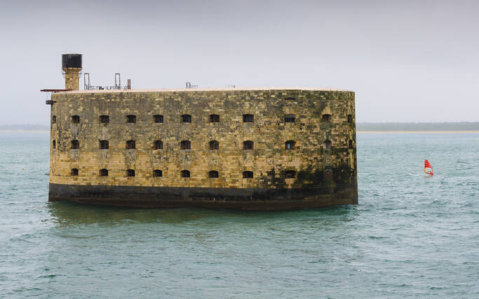 Un instameet au Pays du Fort Boyard Challenge... Yeah !!!