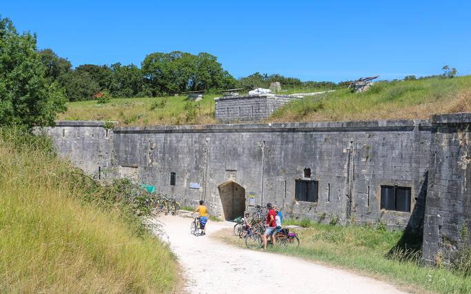 Liédot, le fort caché de l'île d'Aix