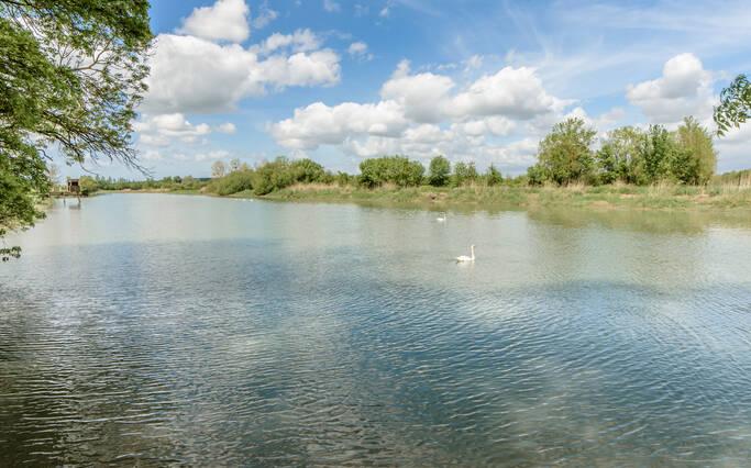 Les bords de Charente : un point de vue remarquable sur Rochefort