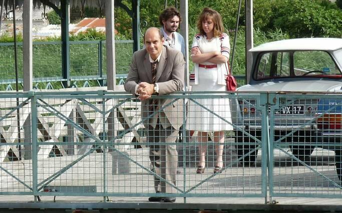 """Suite et fin du tournage de """"La Boule Noire"""" à Rochefort..."""