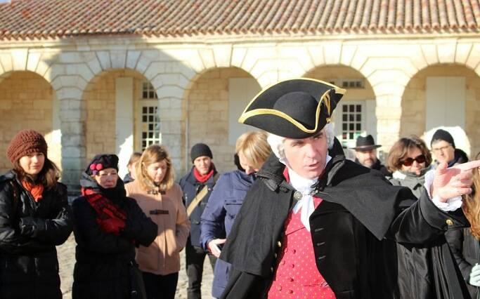 Retour au XVIIIè siècle avec La Fayette ! On a testé pour vous !