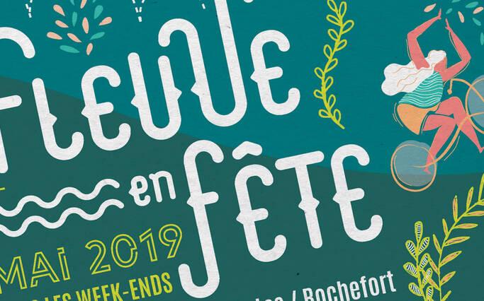 La fête du fleuve Charente