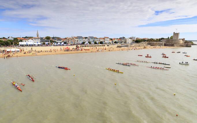 Vacances à la mer à Rochefort Océan