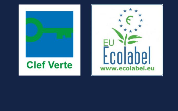 Clef verte et Eco label Européen/ grand site