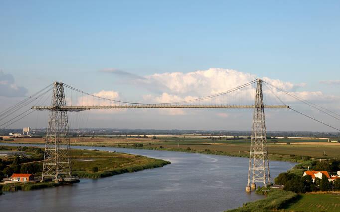 Visitez le dernier Pont Transbordeur en France en restauration