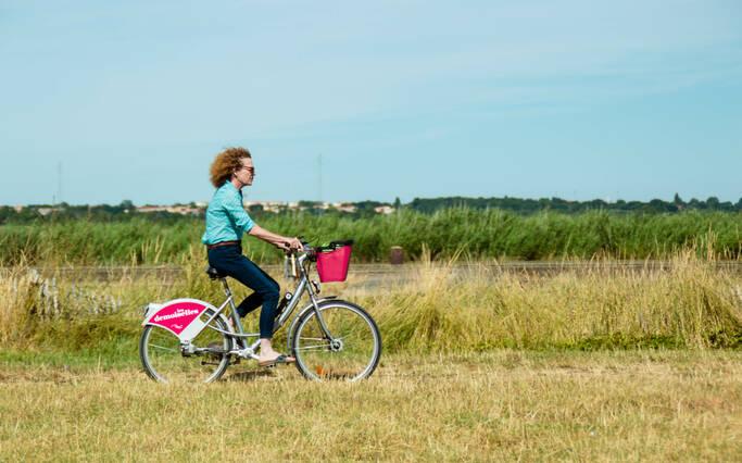 Les vélo routes de Rochefort Océan - Deutsch