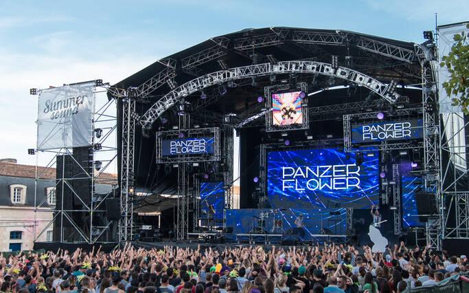 Summer Sound, le festival 100% électro à Rochefort Océan !