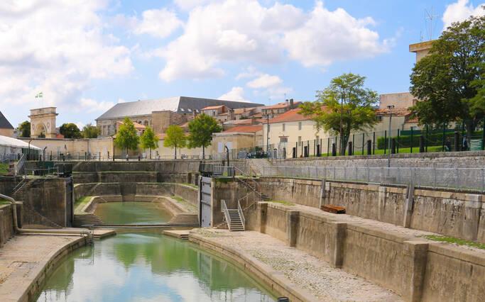 Rochefort, lieu de construction