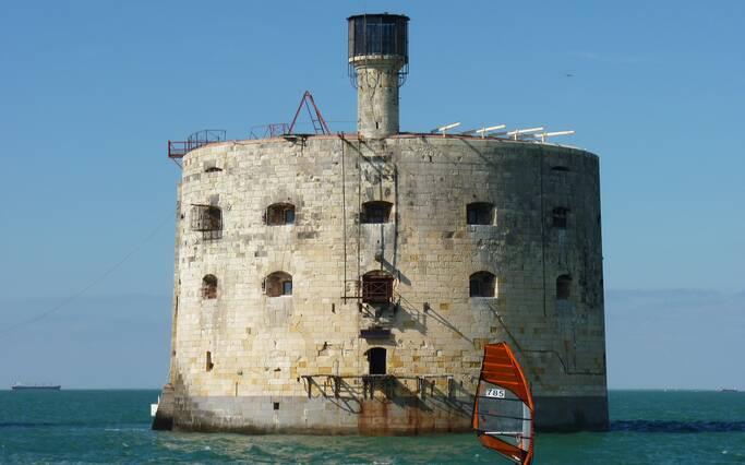 Le Fort Boyard en histoire