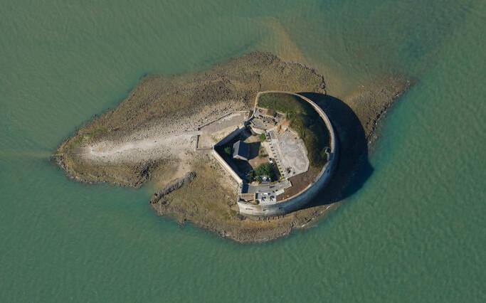 Le Fort Enet à Fouras-les-Bains