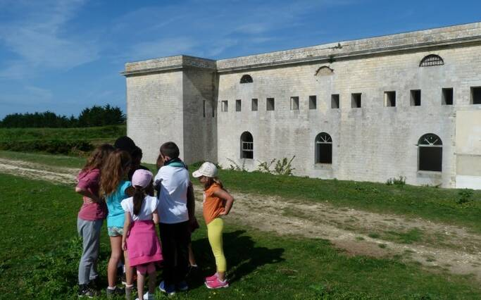 Le Fort de l'Ile Madame