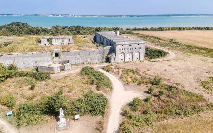 fort de l'Ile Madame ©L.Pétillon