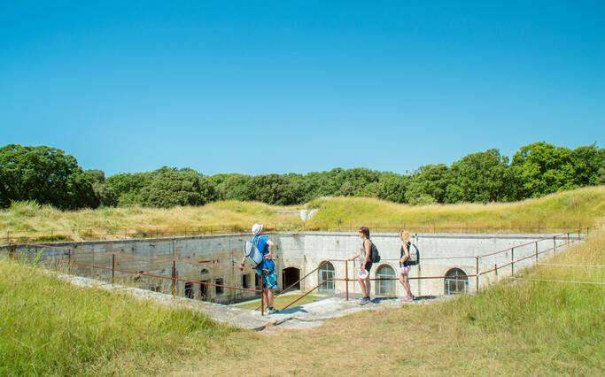 La Route des Forts du littoral Charentais