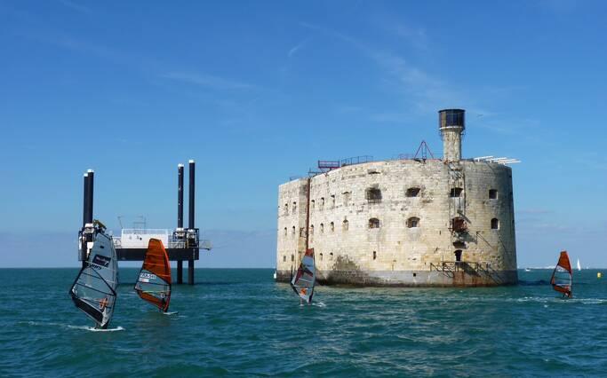 Le Fort Boyard Challenge à Fouras-les-Bains